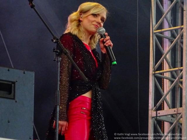 Marie Wegener - Andreas Gabalier Tour in Frankfurt | 01.06.2019