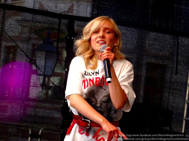 Marie Wegener - Stadtfest Bautzen | 02.06.2019