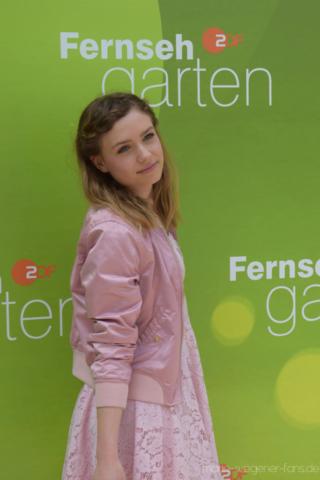 Marie Wegener - ZDF-Fernsehgarten