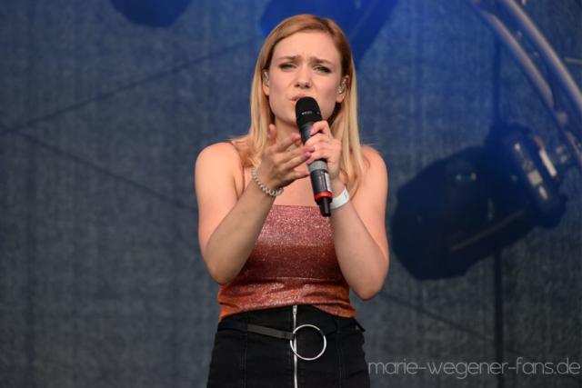 Marie Wegener - Sommer Open Air 2018 in Groß-Gerau