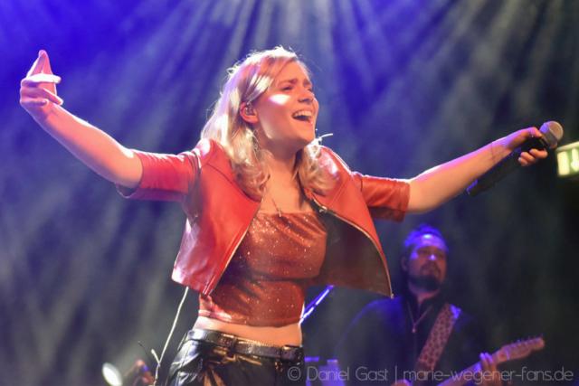 Marie Wegener - Konzert in Krefeld